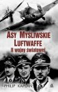 Asy myśliwskie Luftwaffe II wojny - okładka książki