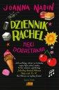 Dziennik Rachel 2 - okładka książki