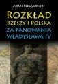 Rozkład Rzeszy i Polska za panowania - okładka książki