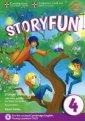Storyfun for Movers 4 Students - okładka podręcznika
