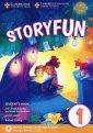 Storyfun for Starters 1 Students - okładka podręcznika