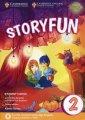 Storyfun for Starters 2 Students - okładka podręcznika