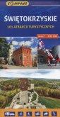 Świętokrzyskie 101 atrakcji turystycznych - okładka książki