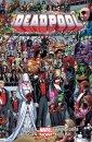 Deadpool. Tom 6. Deadpool się żeni - okładka książki