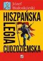 Hiszpańska Legia Cudzoziemska - okładka książki