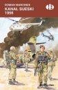 Kanał Sueski 1956 - okładka książki