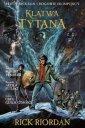 Klątwa Tytana. Tom 3. Komiks Percy - okładka książki