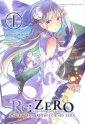 Re  Zero- Życie w innym świecie - okładka książki