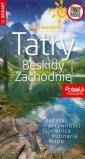 Tatry. Beskidy Zachodnie. Przewodnik - okładka książki