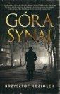 Góra Synaj - okładka książki