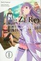Re Zero Życie w innym świecie od - okładka książki