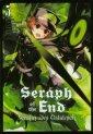 Seraph of the End - Serafin dni - okładka książki