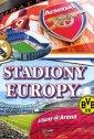 Stadiony Europy - okładka książki