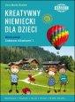 Kreatywny niemiecki dla dzieci. - okładka książki