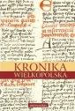 Kronika Wielkopolska - okładka książki