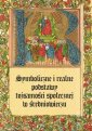 Symboliczne i realne podstawy tożsamości - okładka książki