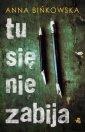 Tu się nie zabija - okładka książki