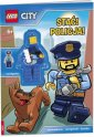 Lego City Stać! Policja - okładka książki