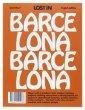 LOST iN Barcelona - okładka książki