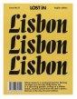 LOST iN Lisbon - okładka książki