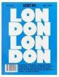 LOST iN London - okładka książki