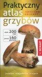 Praktyczny atlas grzybów - okładka książki