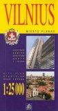Wilno plan miasta 1:25 000 - okładka książki