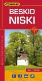Beskid Niski - okładka książki