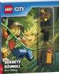 LEGO City. Sekrety dżungli. LSB-12 - okładka książki