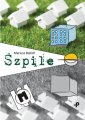 Szpile - okładka książki