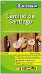Camino de Santiago 1:150 000 - okładka książki