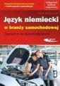 Język niemiecki w branży samochodowej. - okładka podręcznika