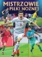 Mistrzowie piłki nożnej - okładka książki