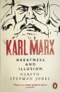 Karl Marx Greatness and Illusion. - okładka książki
