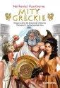 Mity greckie. Księga cudów dla - okładka książki