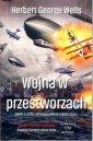 Wojna w przestworzach - okładka książki