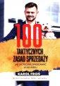 100 taktycznych zasad sprzedaży. - okładka książki
