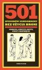 501 sposobów samoobrony bez użycia - okładka książki