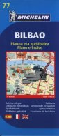 Bilbao Mapa 1:9000 - okładka książki