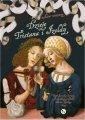 Dzieje Tristana i Izoldy - okładka książki