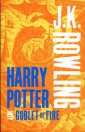 Harry Potter and the Goblet of - okładka książki