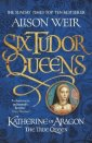 Katherine of Aragon the True Queen - okładka książki