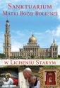Sanktuarium Matki Bożej Bolesnej - okładka książki