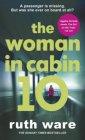 The Woman in Cabin 10 - okładka książki