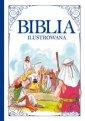 Biblia ilustrowana - okładka książki