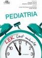LEK last minute. Pediatria - okładka książki