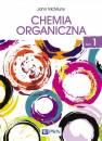Chemia organiczna. Tom 1 - okładka książki