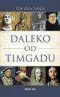 Daleko od Timgadu - okładka książki