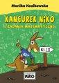 Kangurek NIKO i zadania matematyczne - okładka książki