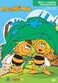 Pszczółka Maja Maja u robaków świętojańskich - okładka filmu